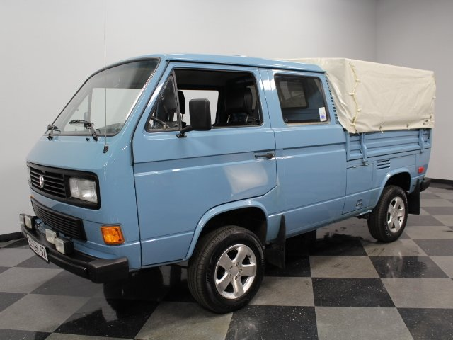 For Sale: 1986 Volkswagen Transporter