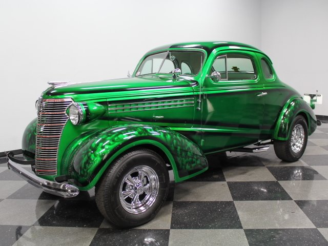 1938 Chevrolet Business Coupe | Streetside Classics - The Nation's