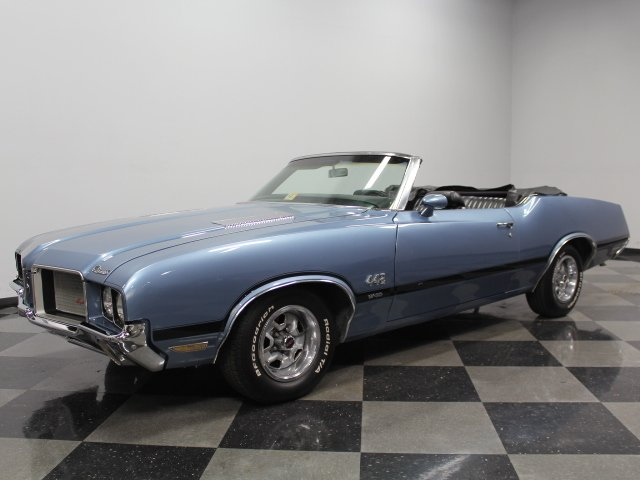 For Sale: 1972 Oldsmobile Cutlass