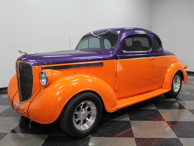 For Sale: 1938 Dodge Coupe