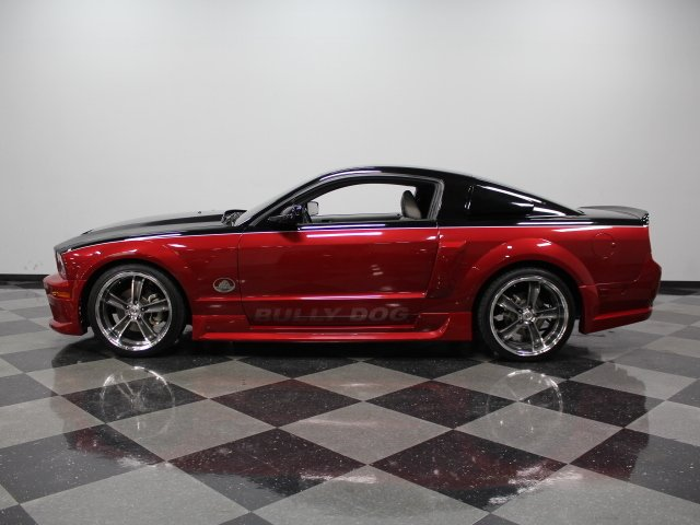 2006 ford mustang gt bully dog