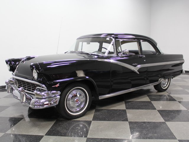 For Sale: 1956 Ford Fairlane