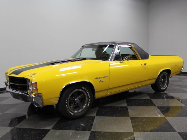 For Sale: 1972 Chevrolet El Camino