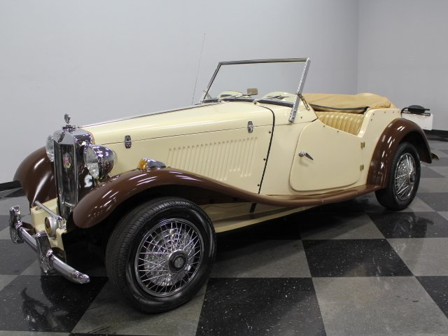 For Sale: 1953 MG TD Replica