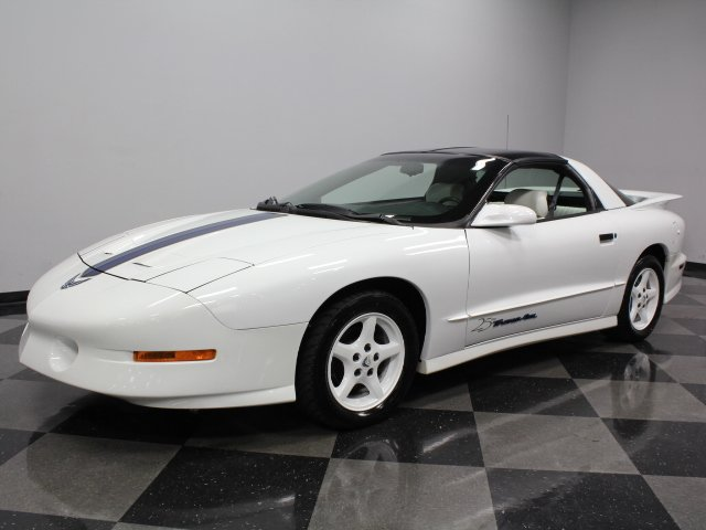 For Sale: 1994 Pontiac Firebird