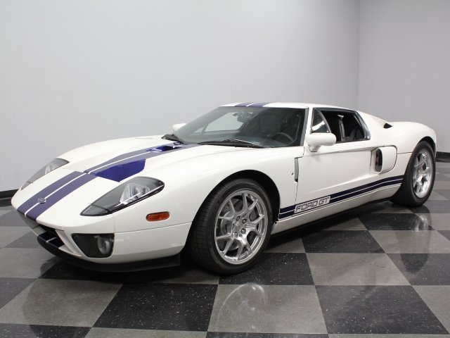For Sale: 2005 Ford GT