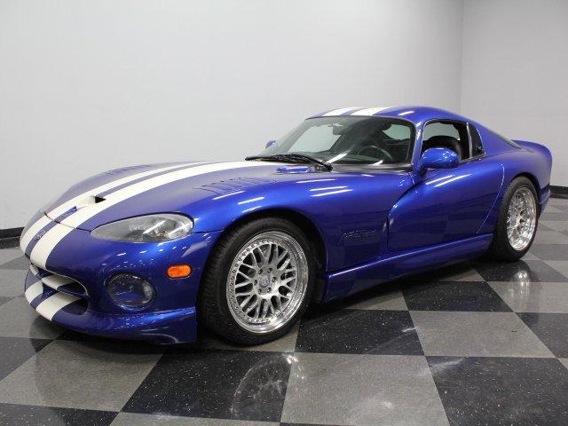 For Sale: 1997 Dodge Viper