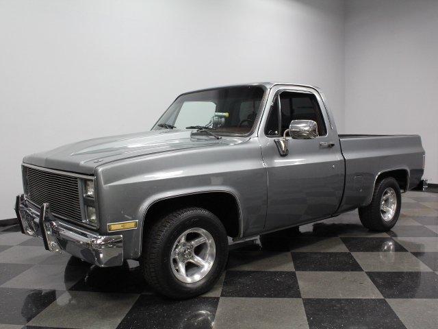 For Sale: 1986 GMC Sierra