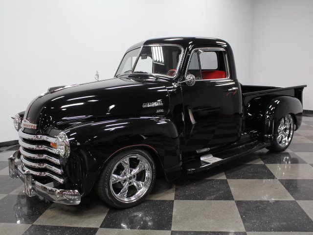 For Sale: 1951 Chevrolet 3100