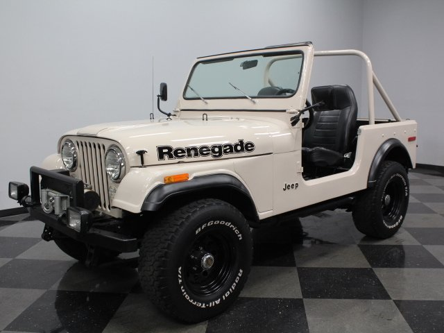 For Sale: 1977 Jeep