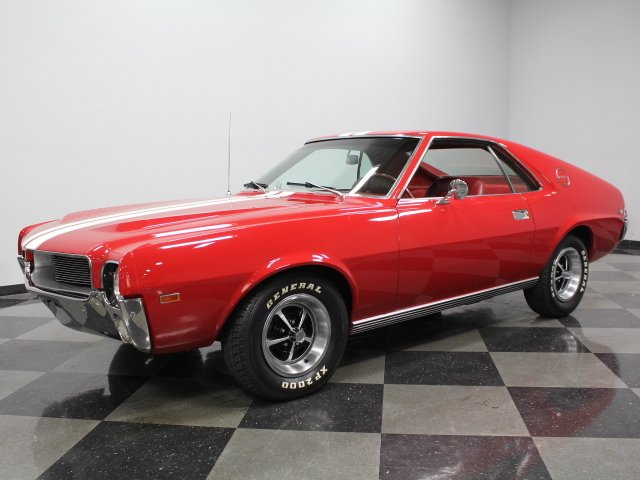 For Sale: 1968 AMC AMX