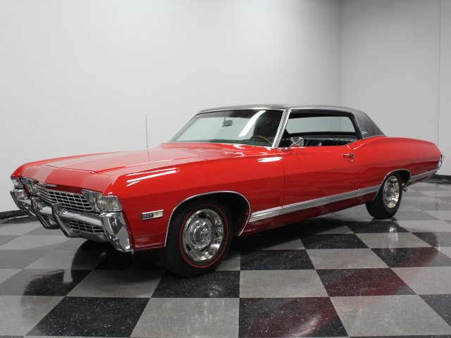 For Sale: 1968 Chevrolet Caprice