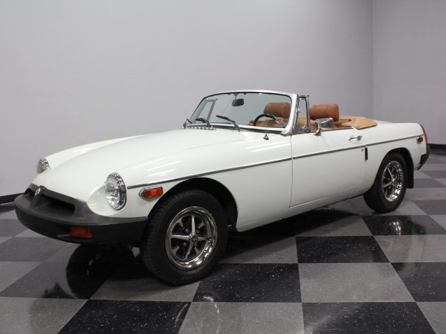 For Sale: 1975 MG MGB