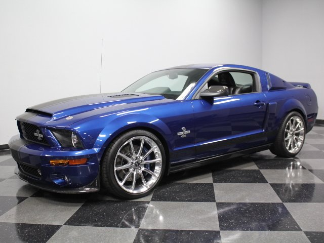 For Sale: 2007 Ford Mustang
