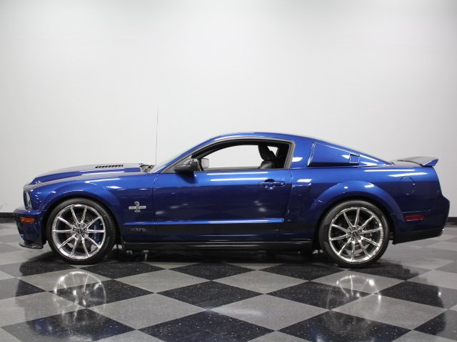 2007 ford mustang shelby gt500 super snake