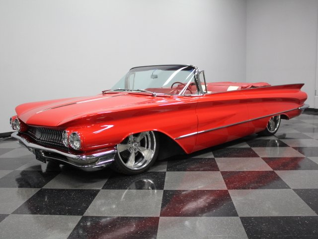 For Sale: 1960 Buick LeSabre