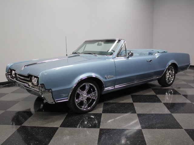 For Sale: 1967 Oldsmobile Cutlass