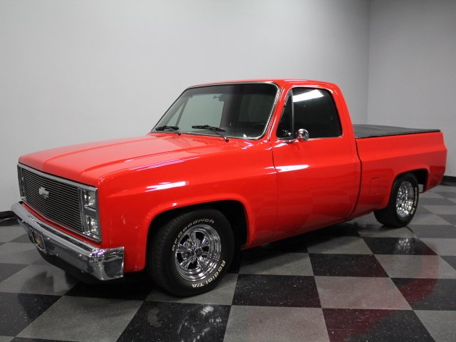 For Sale: 1984 Chevrolet Silverado