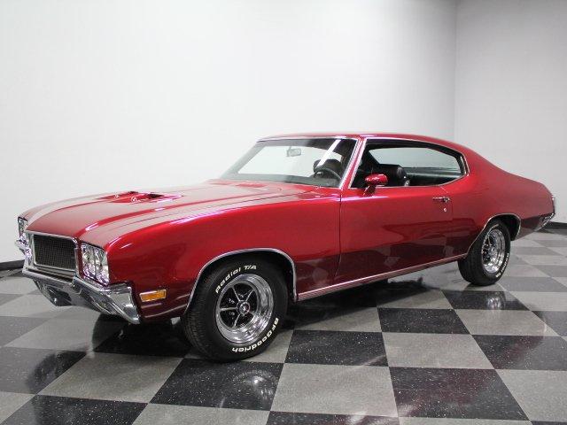 1970 buick skylark gs 350