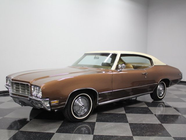 For Sale: 1970 Buick Skylark