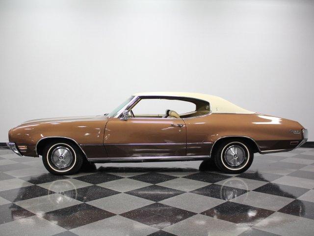 1970 buick skylark custom