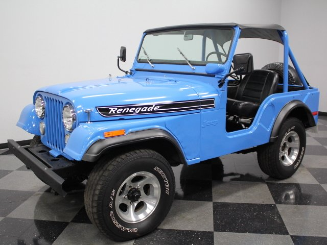 For Sale: 1973 Jeep