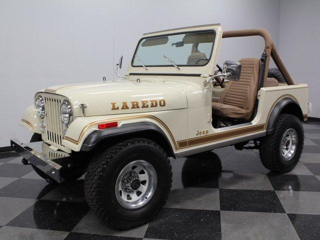 1985 jeep