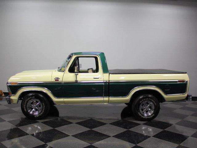 1978 ford f 100 ranger