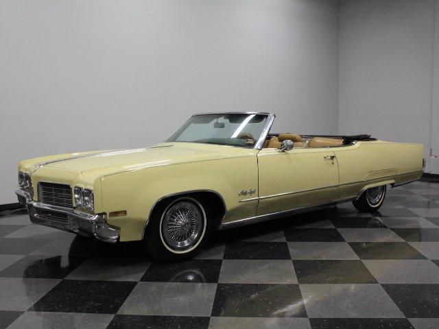 For Sale: 1970 Oldsmobile Ninety-Eight