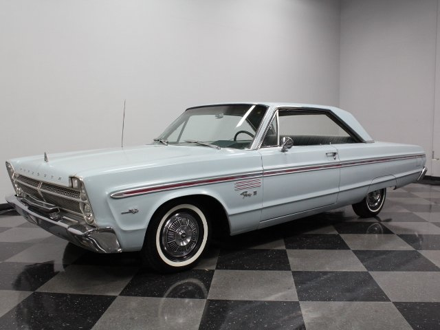 For Sale: 1965 Plymouth Fury III