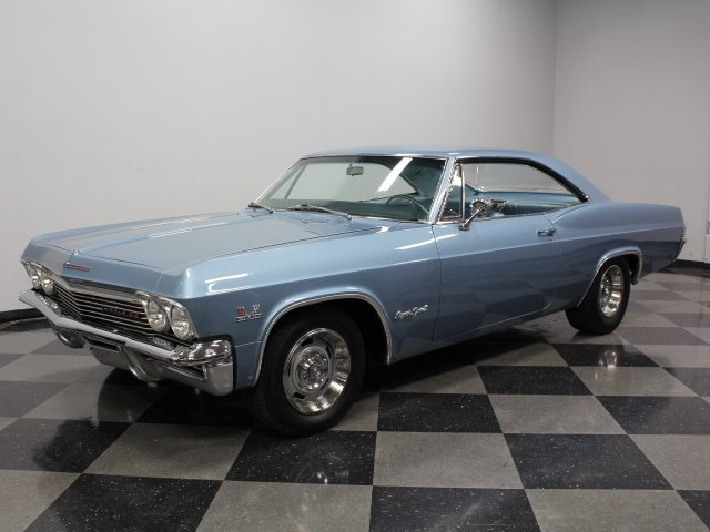 For Sale: 1965 Chevrolet Impala