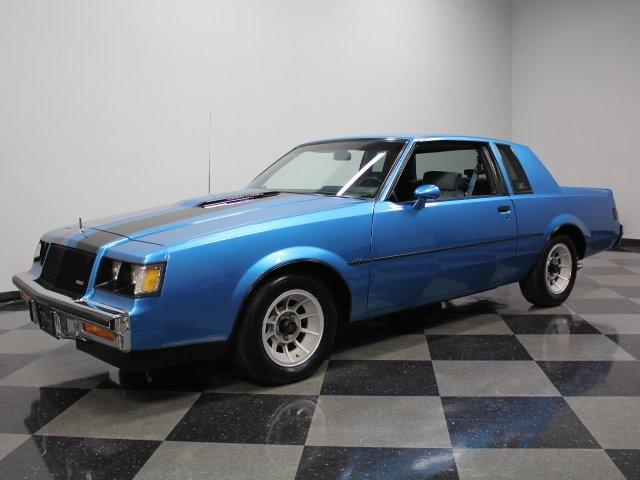 1987 buick regal t type turbo
