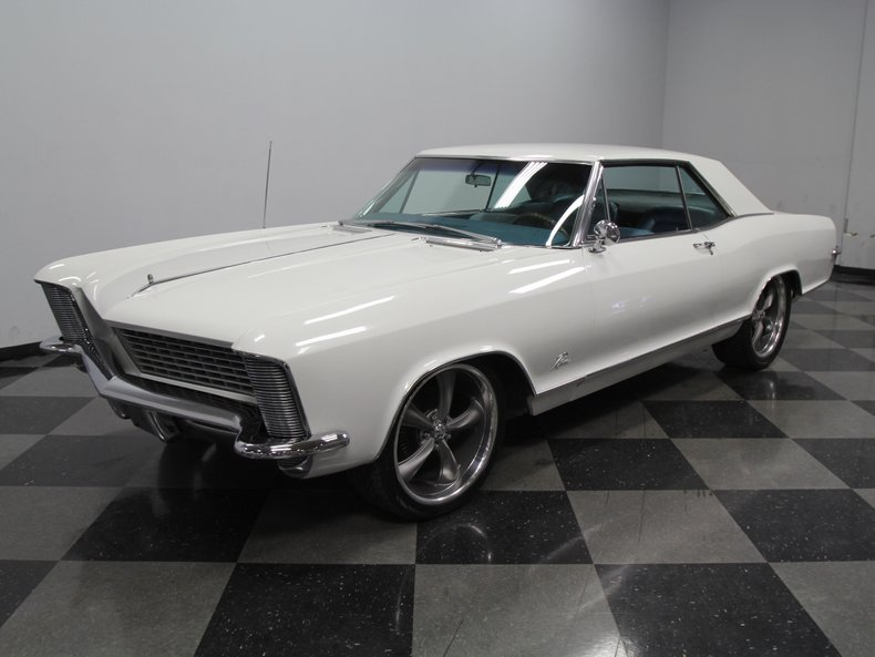 For Sale: 1965 Buick Riviera