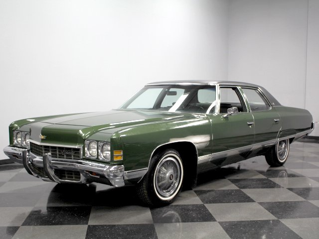 For Sale: 1972 Chevrolet Caprice