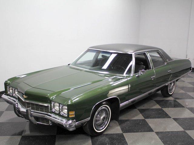 1972 Chevrolet Caprice | Streetside Classics - The Nation's