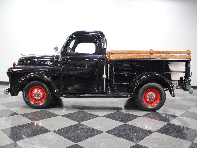 1948 dodge b series truck