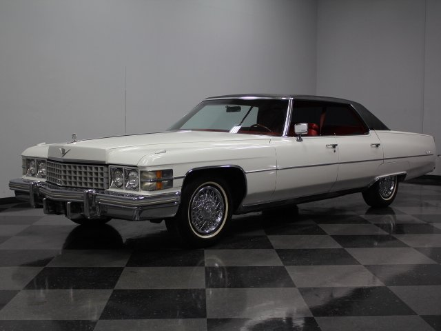 For Sale: 1974 Cadillac
