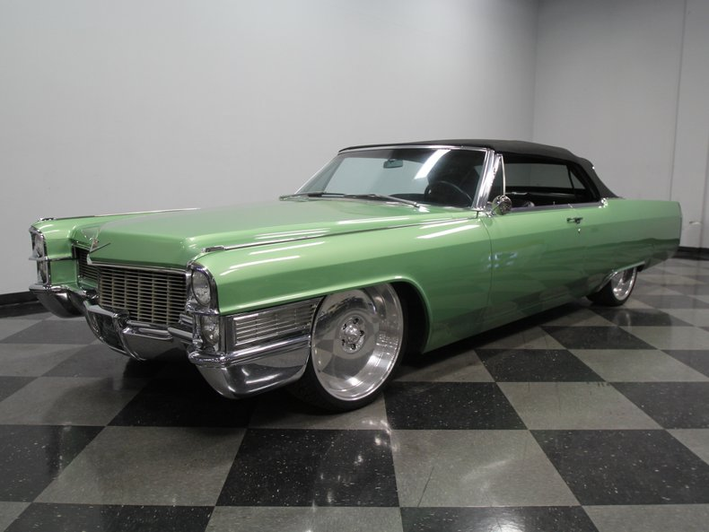 1965 Cadillac Deville For Sale: Streetside Classics - The Nation's