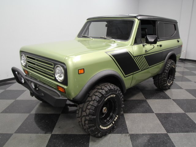 For Sale: 1972 International Scout II