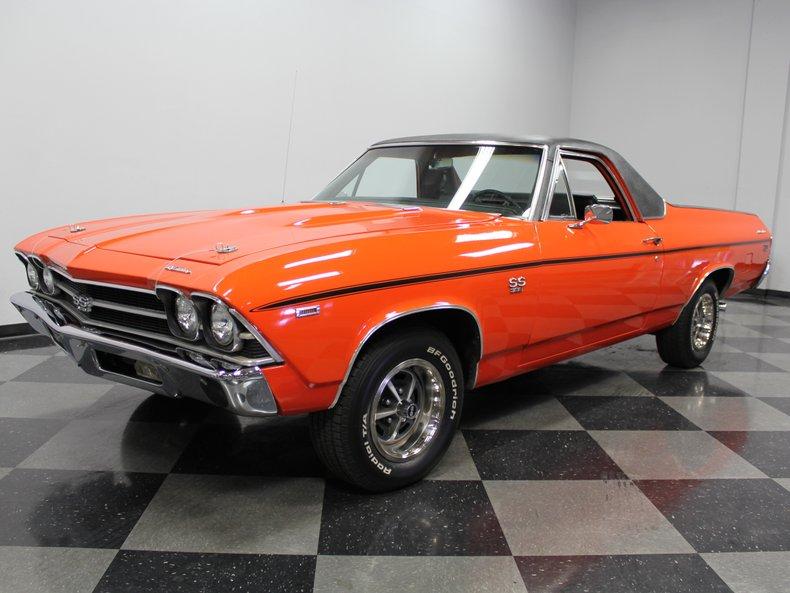For Sale: 1969 Chevrolet El Camino