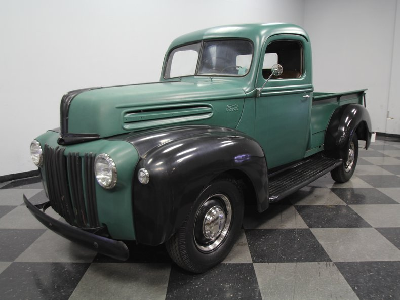 For Sale: 1945 Ford Pickup