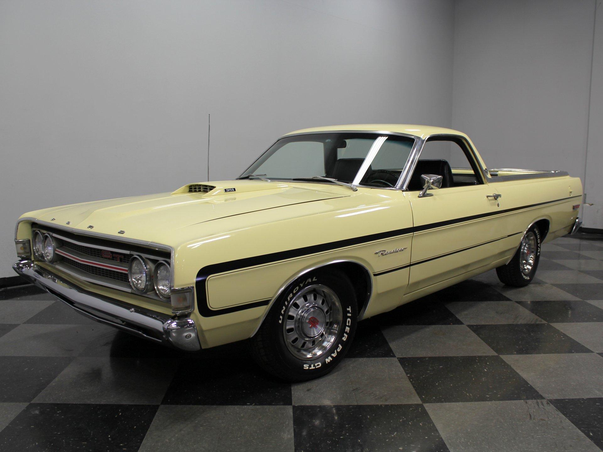 1969 ford ranchero gt