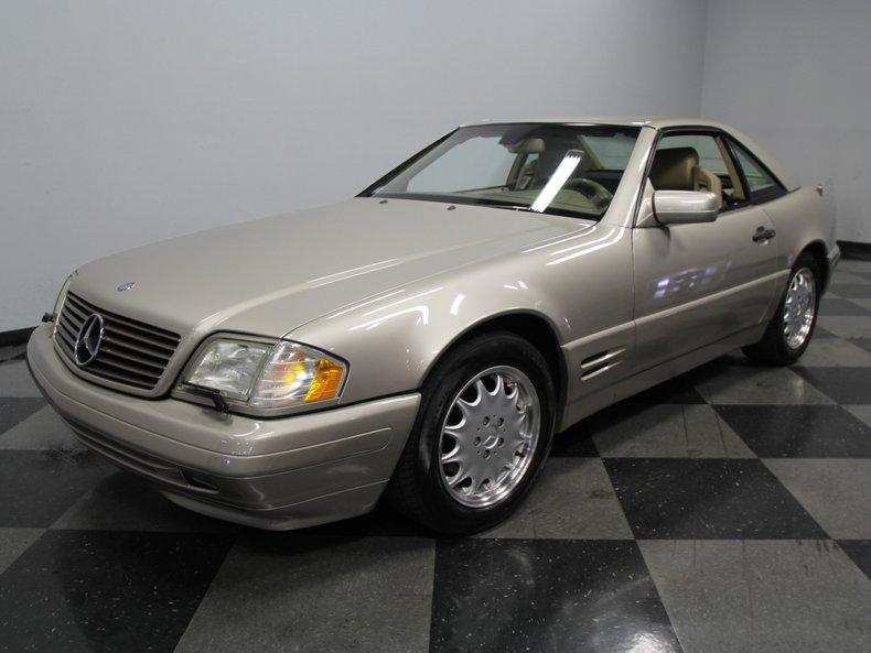 For Sale: 1998 Mercedes-Benz SL500
