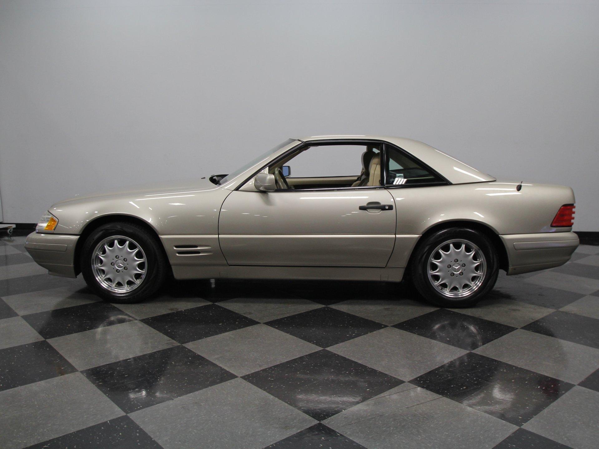 1998 mercedes benz sl500