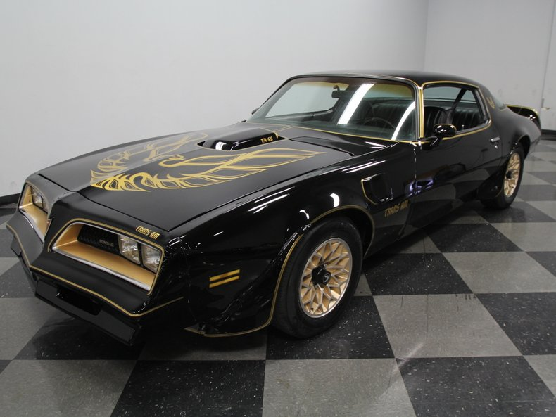 For Sale: 1978 Pontiac Firebird