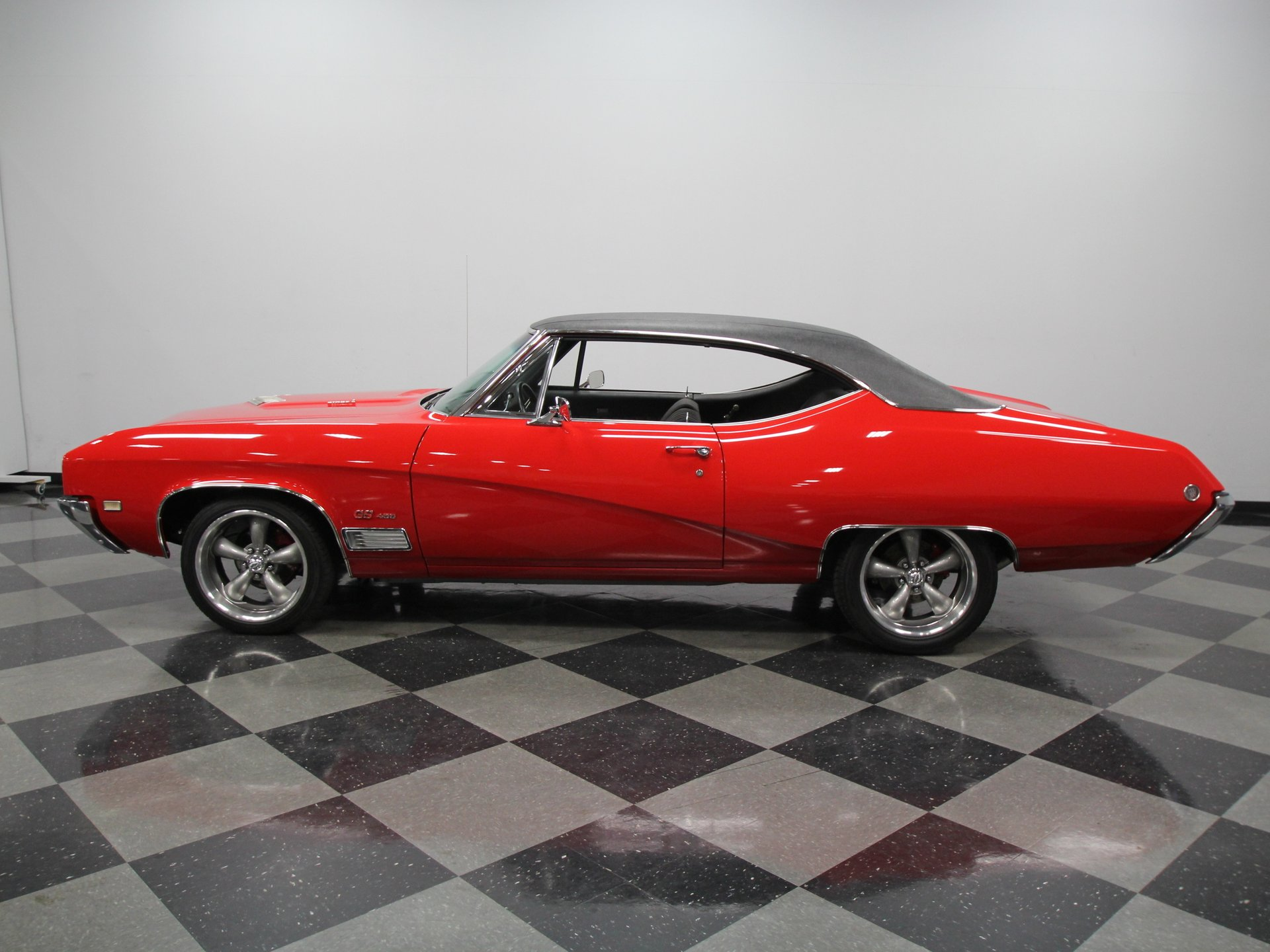 1968 buick gs 455 stage1 clone