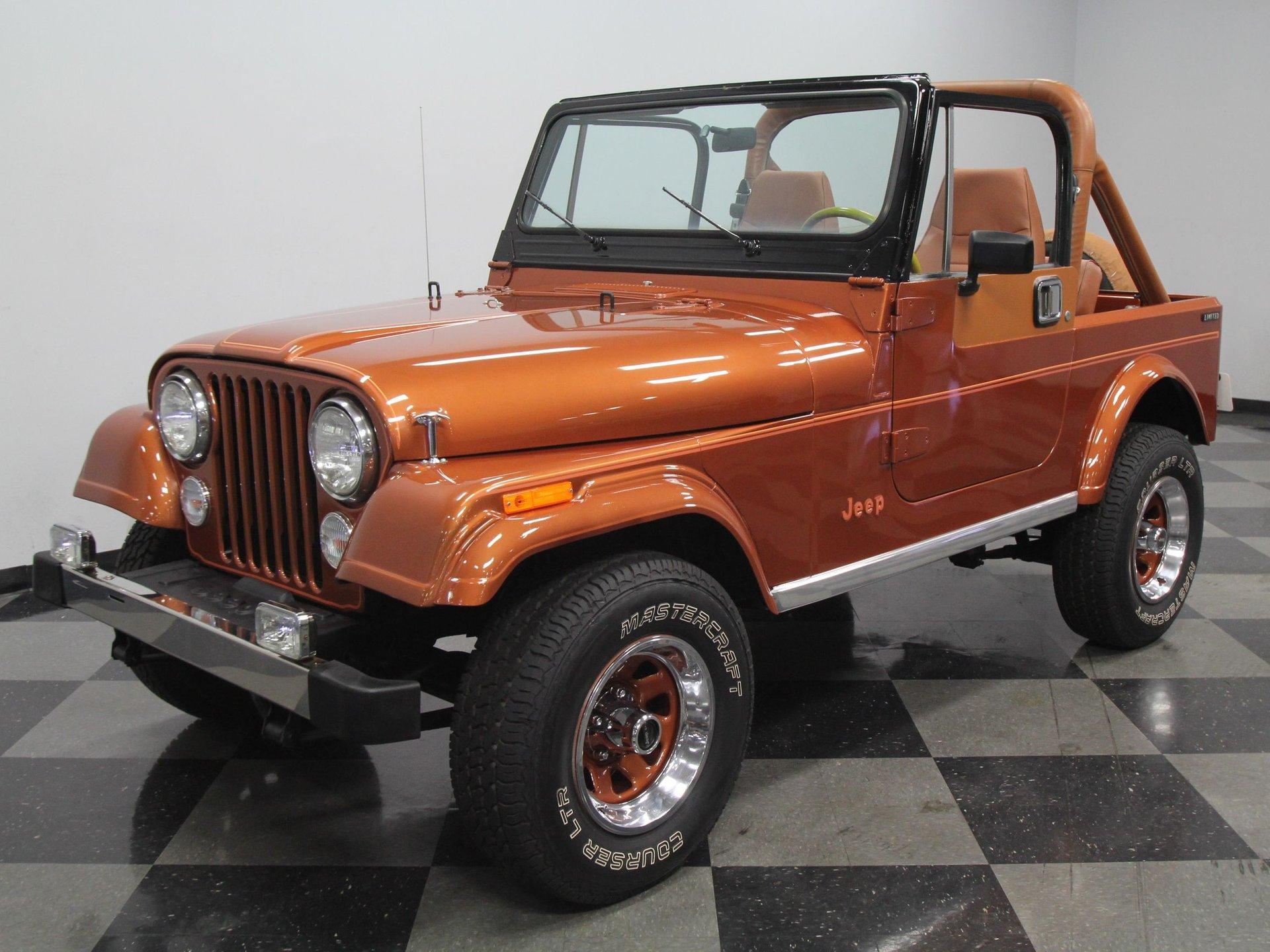 1982 jeep