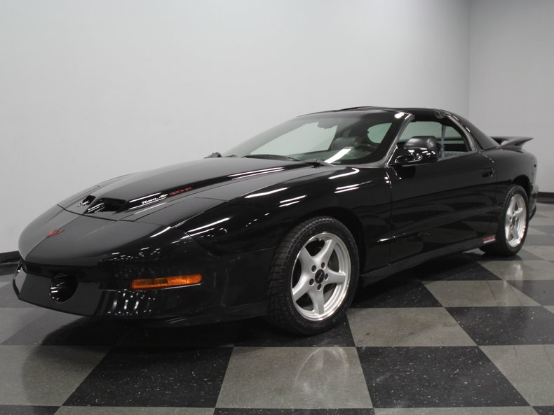 For Sale: 1996 Pontiac Firebird