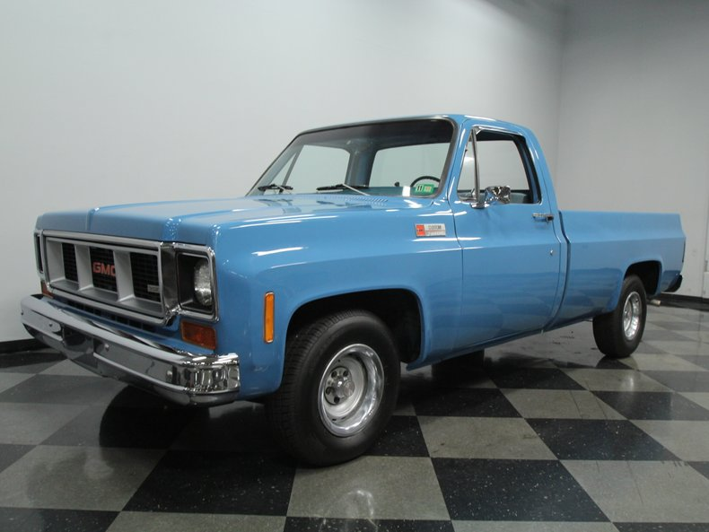 For Sale: 1974 GMC 1500