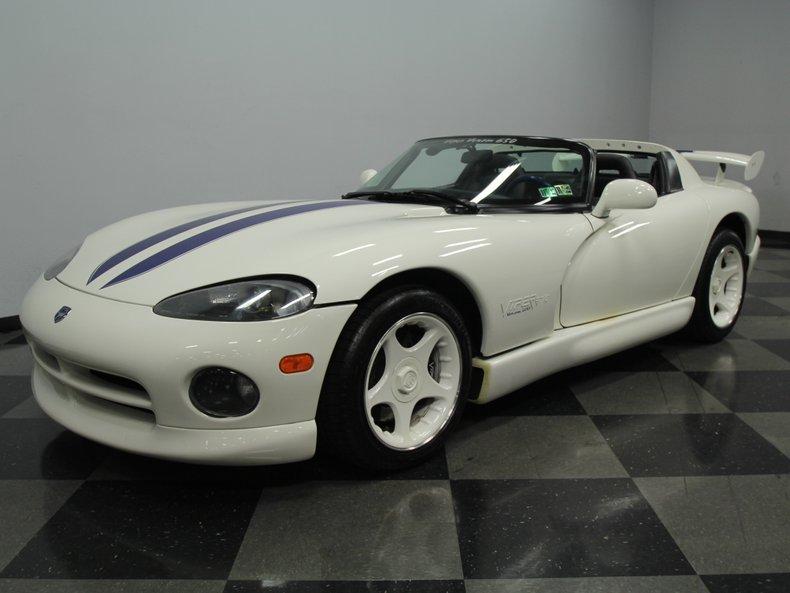 For Sale: 1996 Dodge Viper